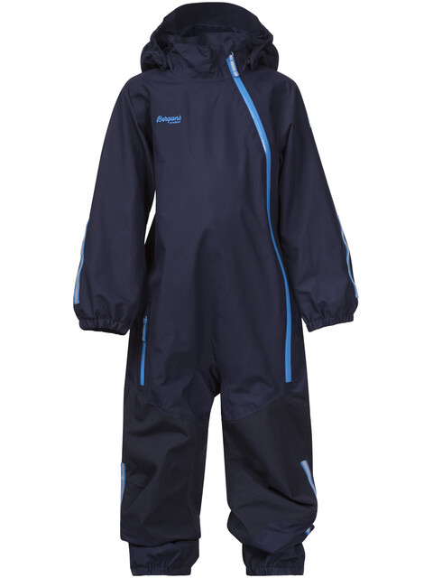 Bergans Lilletind Overall Kids Navy/Dark Navy/Light Winter Sky
